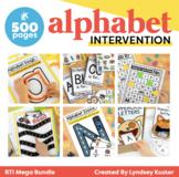 Alphabet Practice Bundle