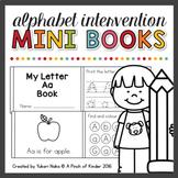 Alphabet Intervention Mini Books