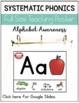 Alphabet Intervention Resources: Set 1