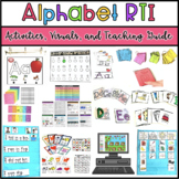 Systematic Phonics: Alphabet Sequence and Visuals
