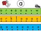 Alphabet Intervention Sheets