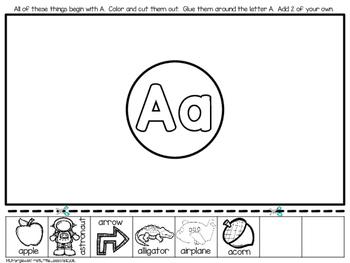 Alphabet Interventions