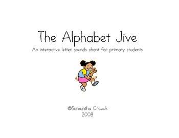 Alphabet Jive / Alphabet Chant