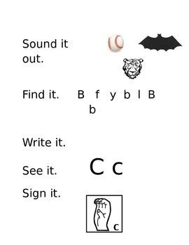 Alphabet Journal