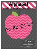 Alphabet Journal  A-D PLUS Graphic Organizers! Whole Class & Individual Work