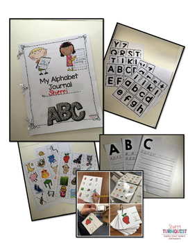 Let's Explore the Alphabet! Multi-Sensory Letter/Sound Building Activities