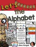 Let's Explore the Alphabet! Multi-Sensory Letter/Sound Bui