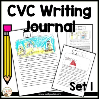 Alphabet Journal: Set 1