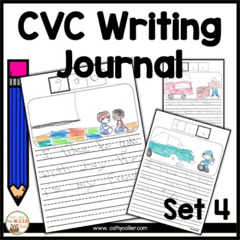 Alphabet Journal:  Set 4