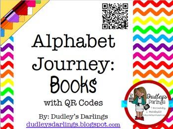 Alphabet Journey: Books