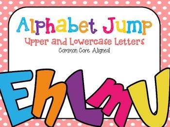 Alphabet Jump