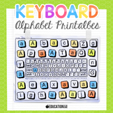 Alphabet Activities | Alphabet Keyboard Practice | Letter Sounds
