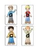 Alphabet Kids Cards Lower Case