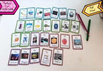 Alphabet Kinder Helpers Mini Bundle