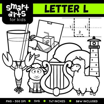 Alphabet L Clip Art