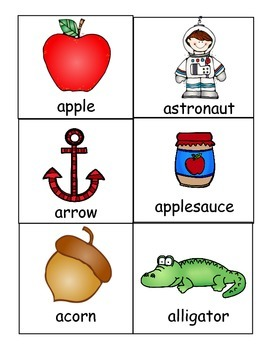 Alphabet Labeling Activities
