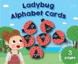 Alphabet, Ladybug Letters Game, Preschool, Kindergarten Cl