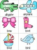 Alphabet Language Cards