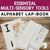 Lap Books: Alphabet | Multisensory Reading Orton-Gillingham Resources Lapbooks