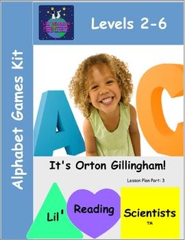 Alphabet Learning Kit