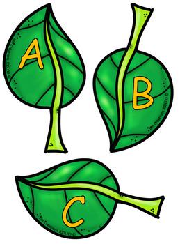 Alphabet - Les petites bêtes