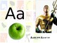 Alphabet, Lesson PowerPoint