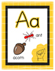 Alphabet / Letter Anchor Wall Chart Posters ~ Printables f