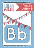 Alphabet Letter B Pack