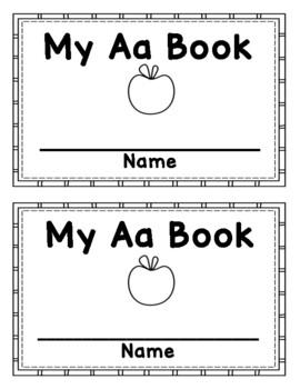 Alphabet Letter Books