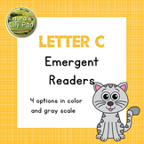 Alphabet Letter C Emergent Reader Set