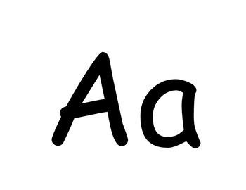 Alphabet Letter Cards 3 Set Pack