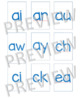 Alphabet Letter Cards - Lowercase