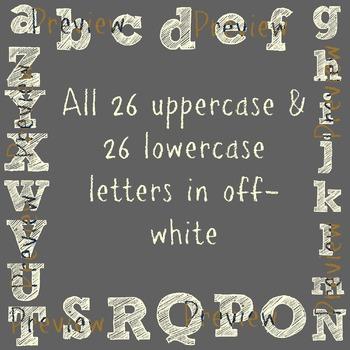Alphabet Letter Clip-Art