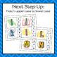 Alphabet Letter Clip It Cards
