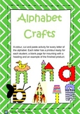 Alphabet Letter Craft