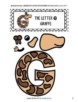 Alphabet Crafts - Printable Alphabet Letter Crafts
