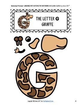 Alphabet Crafts Uppercase
