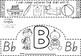 Alphabet Letter Crowns in Queensland Beginners Font