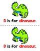 Alphabet Letter D Emergent Readers