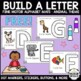 Dot Stamper - Alphabet - Animal Theme - Color & Black/White Versions