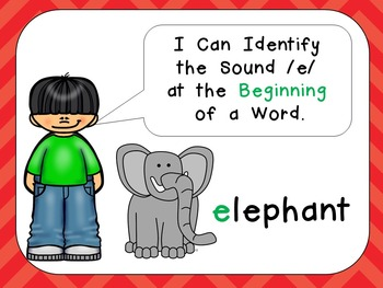 Alphabet Letter Ee PowerPoint Presentation- Letter ID, Sounds, and Handwriting