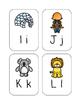 Alphabet Letter Flashcards