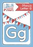 Alphabet Letter G Pack