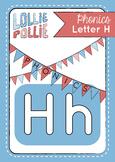 Alphabet Letter H Pack