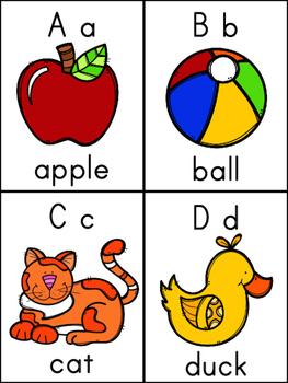 Alphabet Letter Handwriting Practice Grades K-1