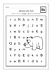 Alphabet Learning Sheet (ABC) - Lite version