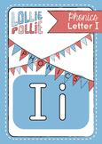 Alphabet Letter I Pack