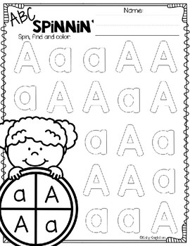 Alphabet Letter Identification