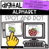 Alphabet Letter Identification Digital Activities Google C