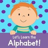 Alphabet and Letter Sounds (Kindergarten, Back to School A